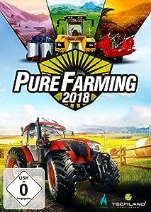 Pure Farming 2018 [PC Code - Steam]