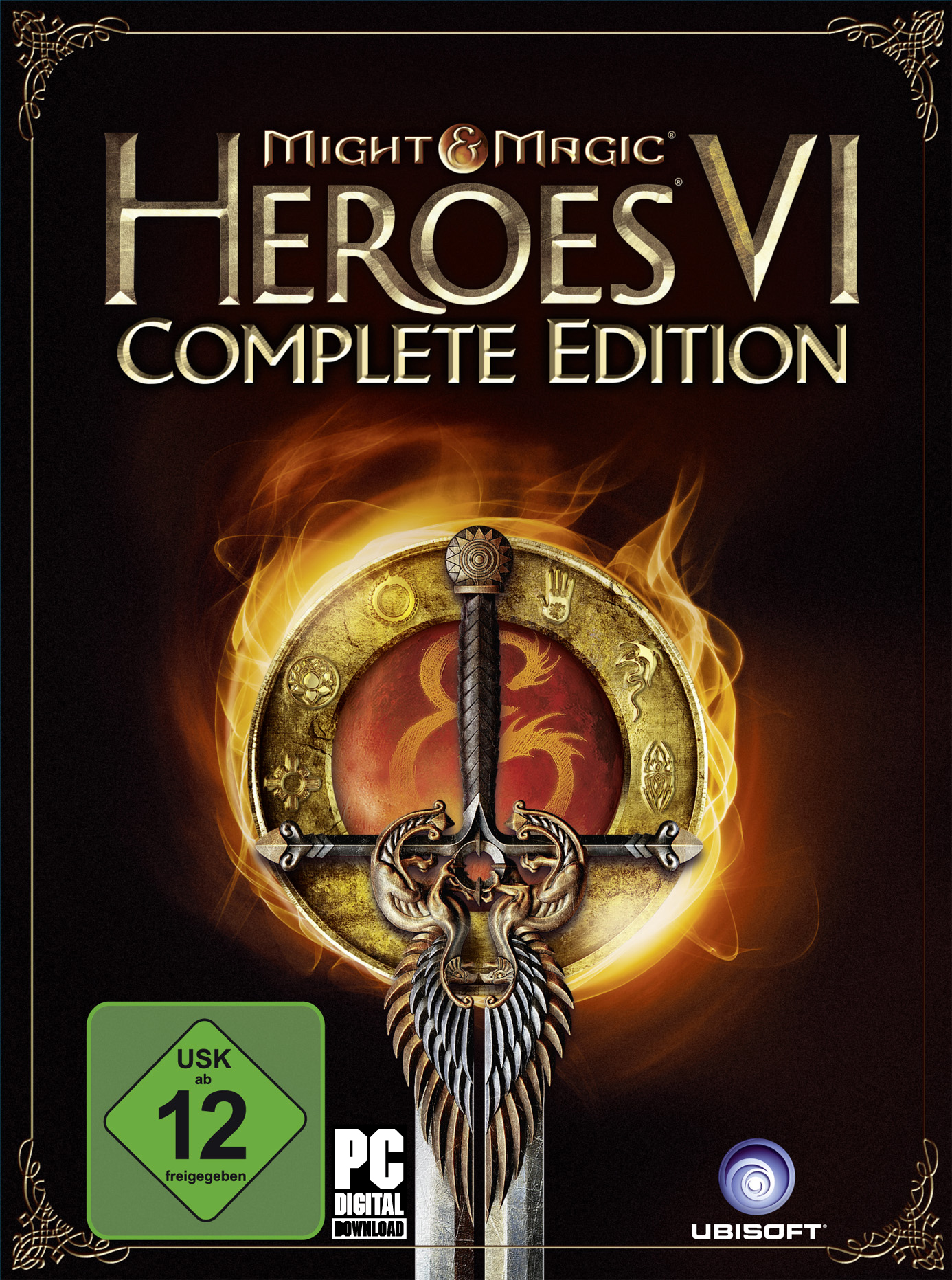 Might & Magic: Heroes VI - Complete Edition [PC Code - Uplay]