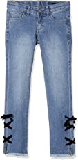United Colors of Benetton Girl's Slim Fit Jeans