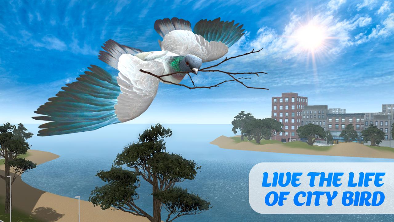 Pigeon Simulator Flying Bird City Bird Game Ultimate