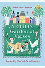Robert Louis Stevenson's A Child's Garden Of Verses (Golden Books Edition) Hardcover