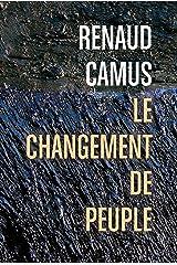 Le Changement de peuple Format Kindle