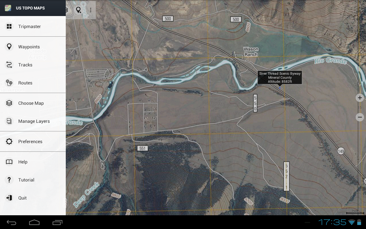 US Topo Maps Pro: Amazon.co.uk: Appstore for Android