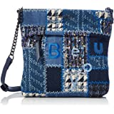 Desigual Accessories Fabric Across Body Bag, Donna, Taglia unica