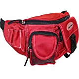 CW-Modeoutlet - Bolso pequeño al hombro para mujer Rojo rojo talla única