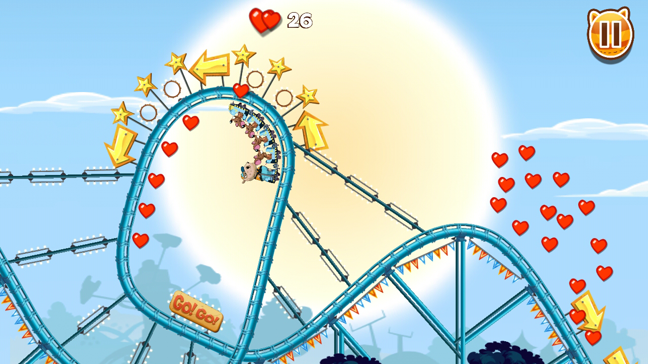 Nutty Fluffies Rollercoaster Appstore For Android Velocity Roller Coaster Diagram Free Download Wiring
