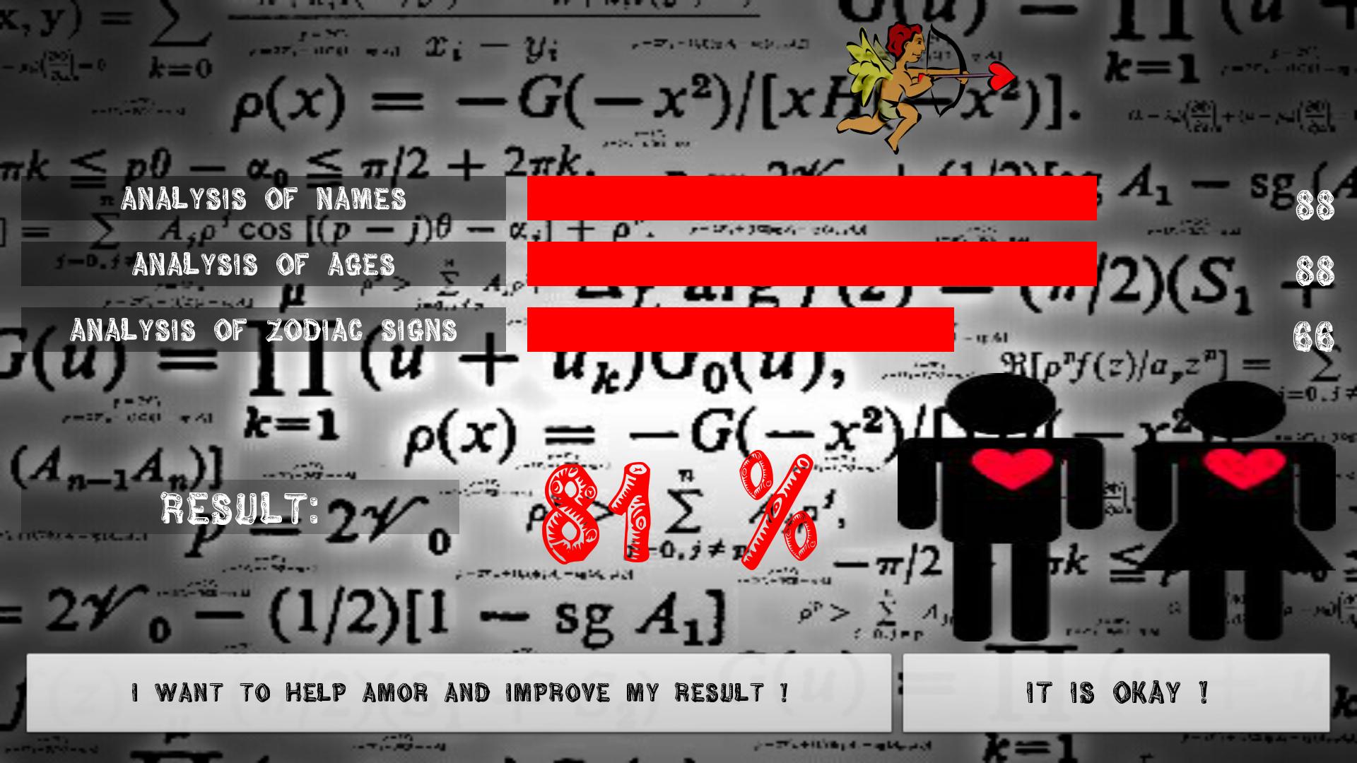 Zoom IMG-3 help amor the love test