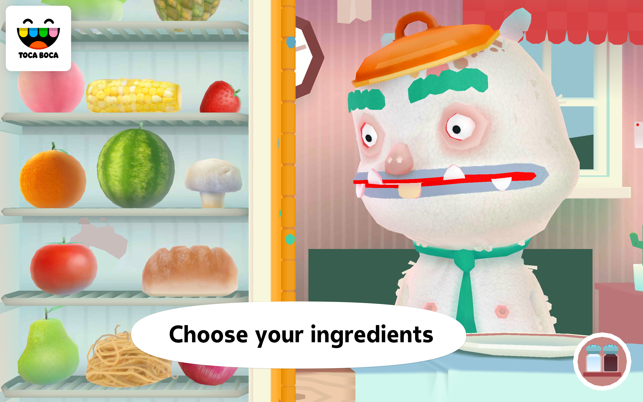 Toca Kitchen 2: Amazon.de: Apps für Android