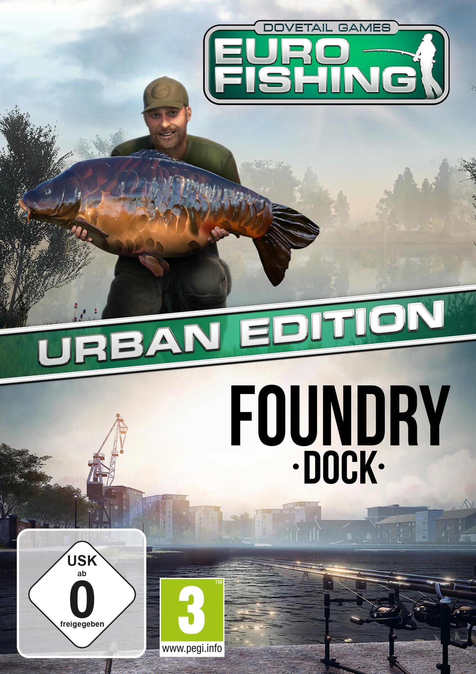 Euro Fishing: Urban Edition [PC Code - Steam]