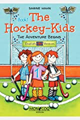The Hockey-Kids: The adventure begins (English Edition) Format Kindle