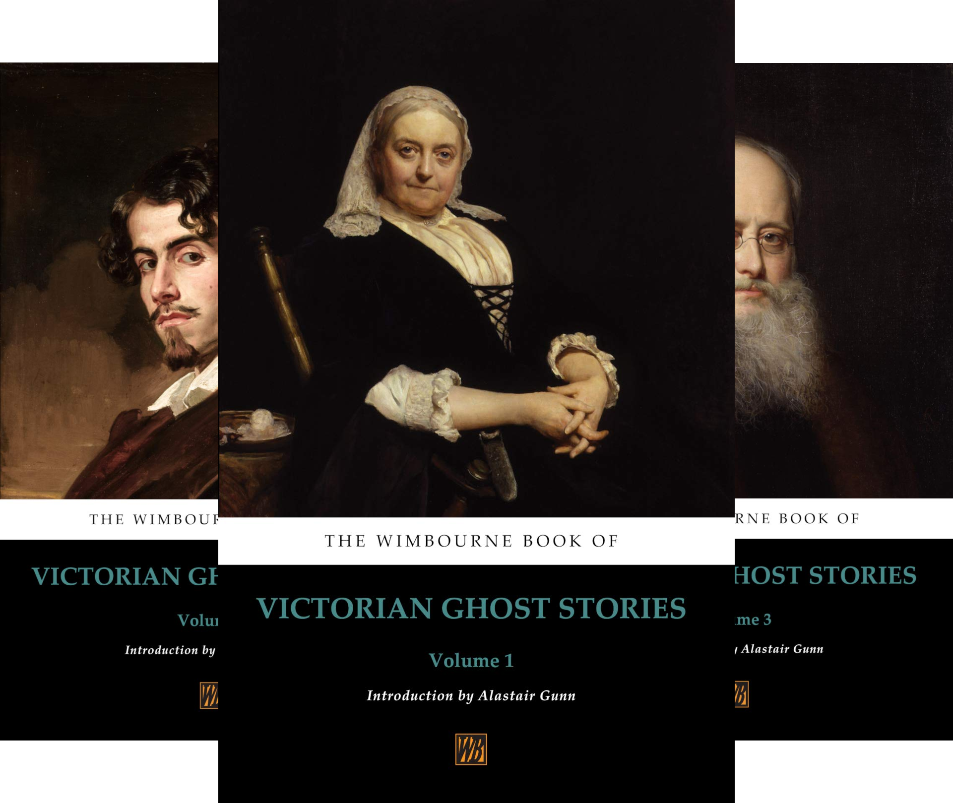 The Wimbourne Book of Victorian Ghost Stories (13 Book Series) - Mary Ellen Terry