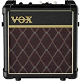 VOX Mini5 Rhythm 5W Guitar & Mic Amplifier with Drum Patterns & Effects - Classic Vox