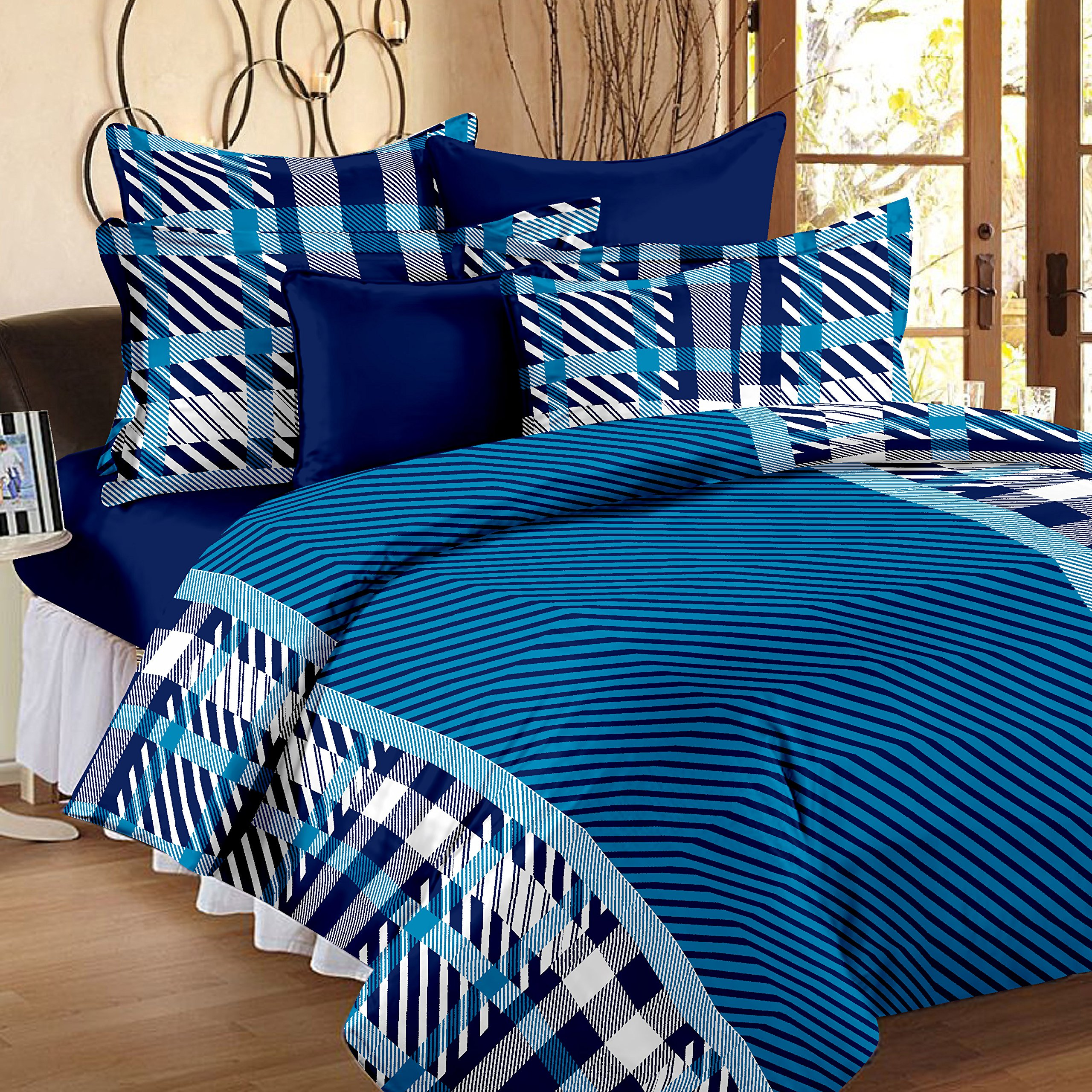 Buy Satin Bed Sheets Online India