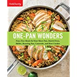One-Pan Wonders: Fuss-Free Meals for Your Sheet Pan, Dutch Oven, Skillet, Roasting Pan, Casserole, and Slow Cooker (Cooks Cou