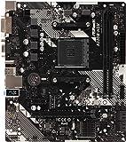 ASRock AMD Ryzen AM4 kompatibel mit A320 Chip microATX Motherboard A320M-HDV R4.0