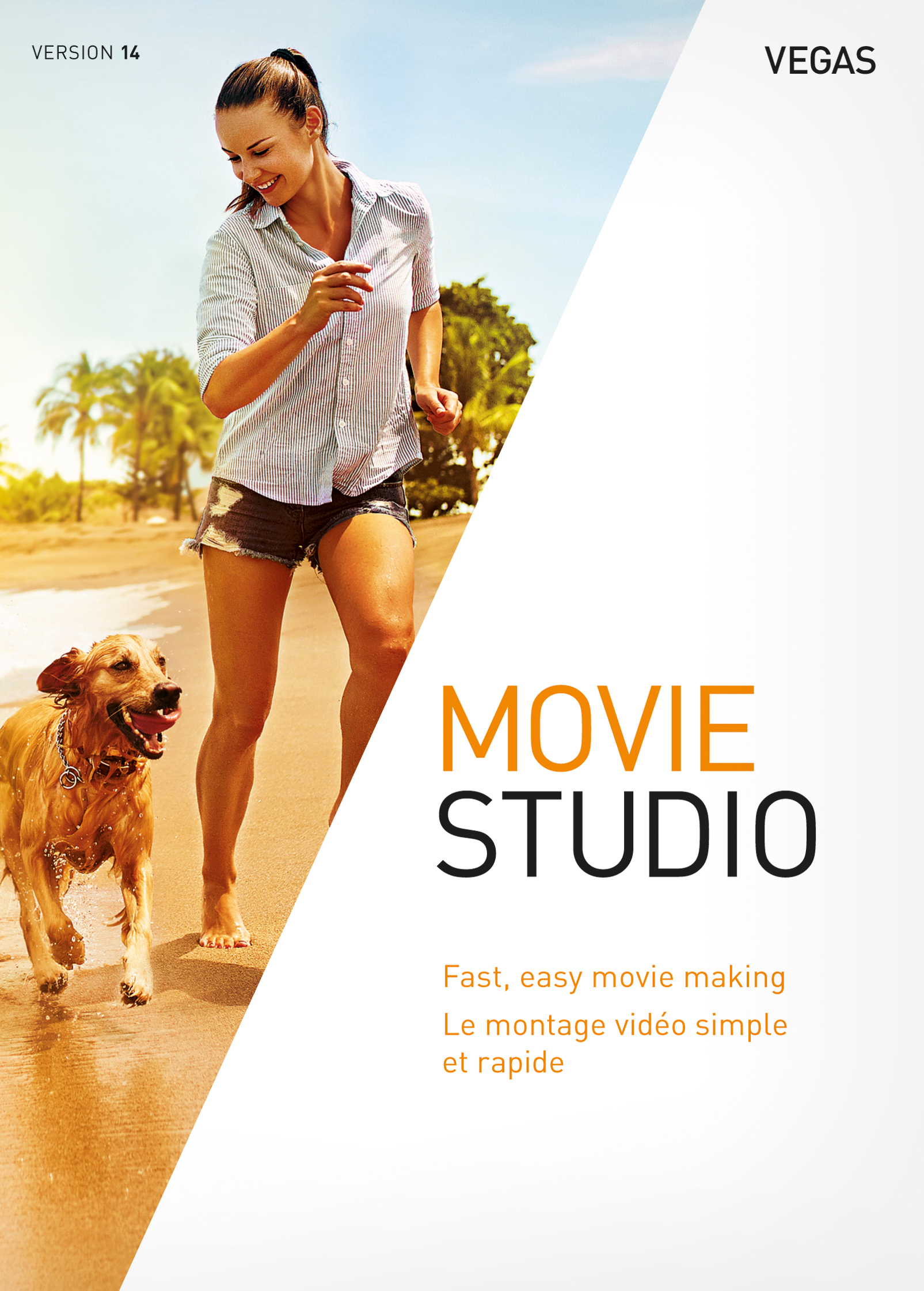 Price comparison product image VEGAS Movie Studio 14 [Download]
