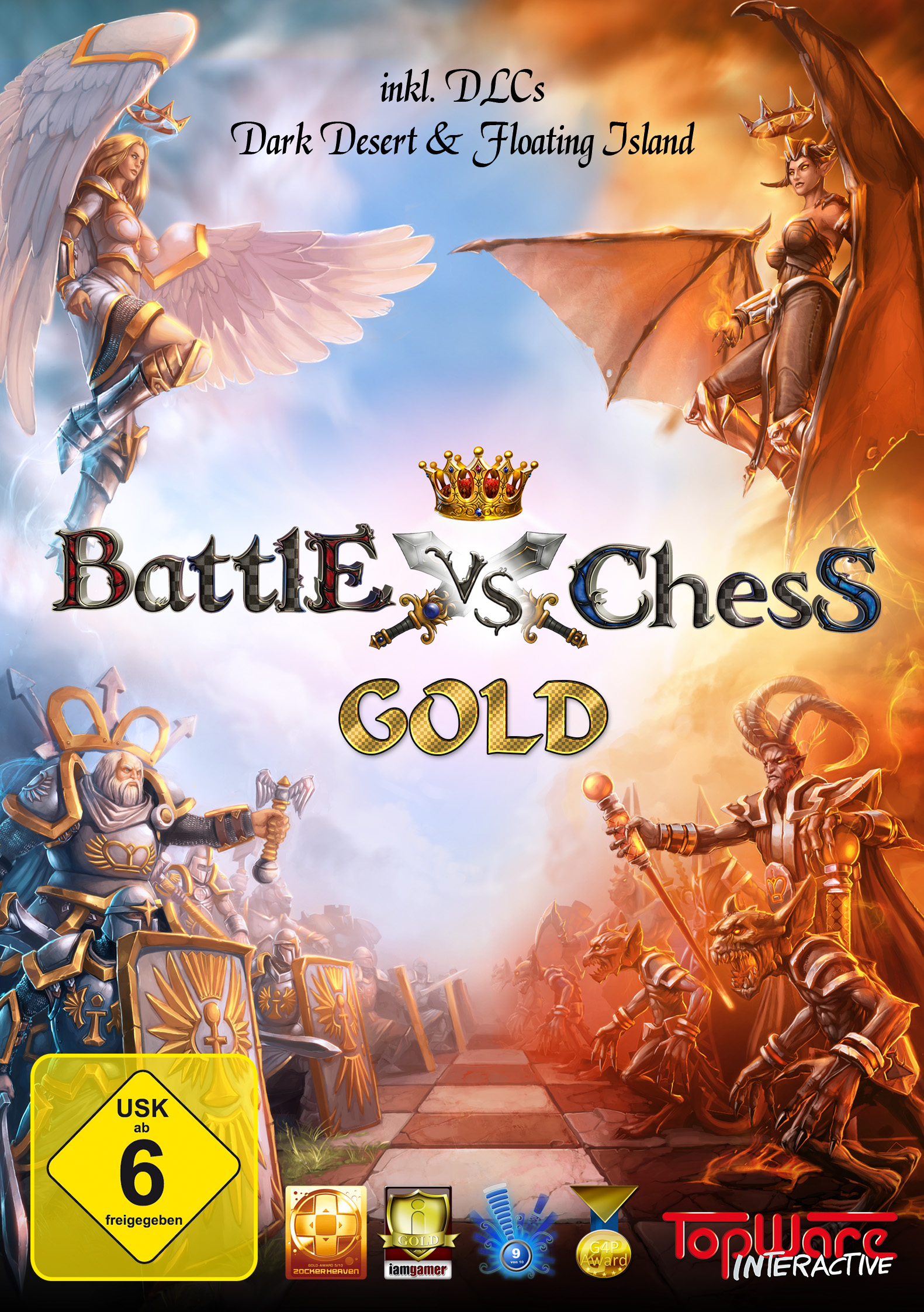 Battle vs Chess [Gold Edition]