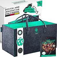 freegreen® Premium Einkaufstasche aus recycelten PET-Flaschen I 100% nachhaltig & umweltbewusst I Nachhaltige Produkte I…