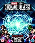 Marvel Studios Collector's Edition Box Set - Phase 1 [Blu-ray] [Region Free] IMPORT