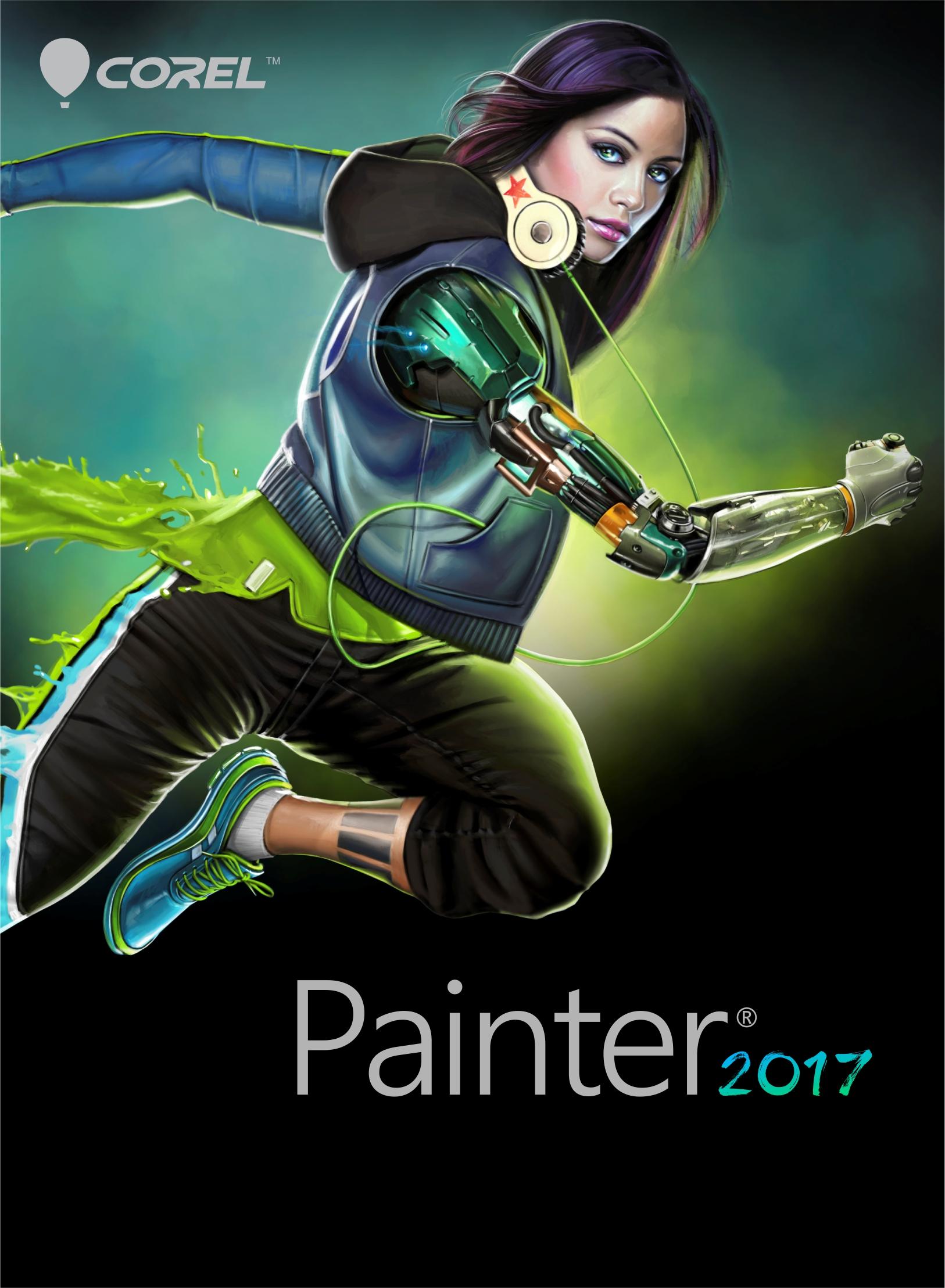 Corel Painter 2017 Mac [Download]