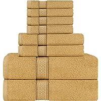 Utopia Towels - Ensemble de Serviettes de Bain en 100% Coton - 2 Serviettes de Bain, 2 essuie Main et 4 débarbouillettes…