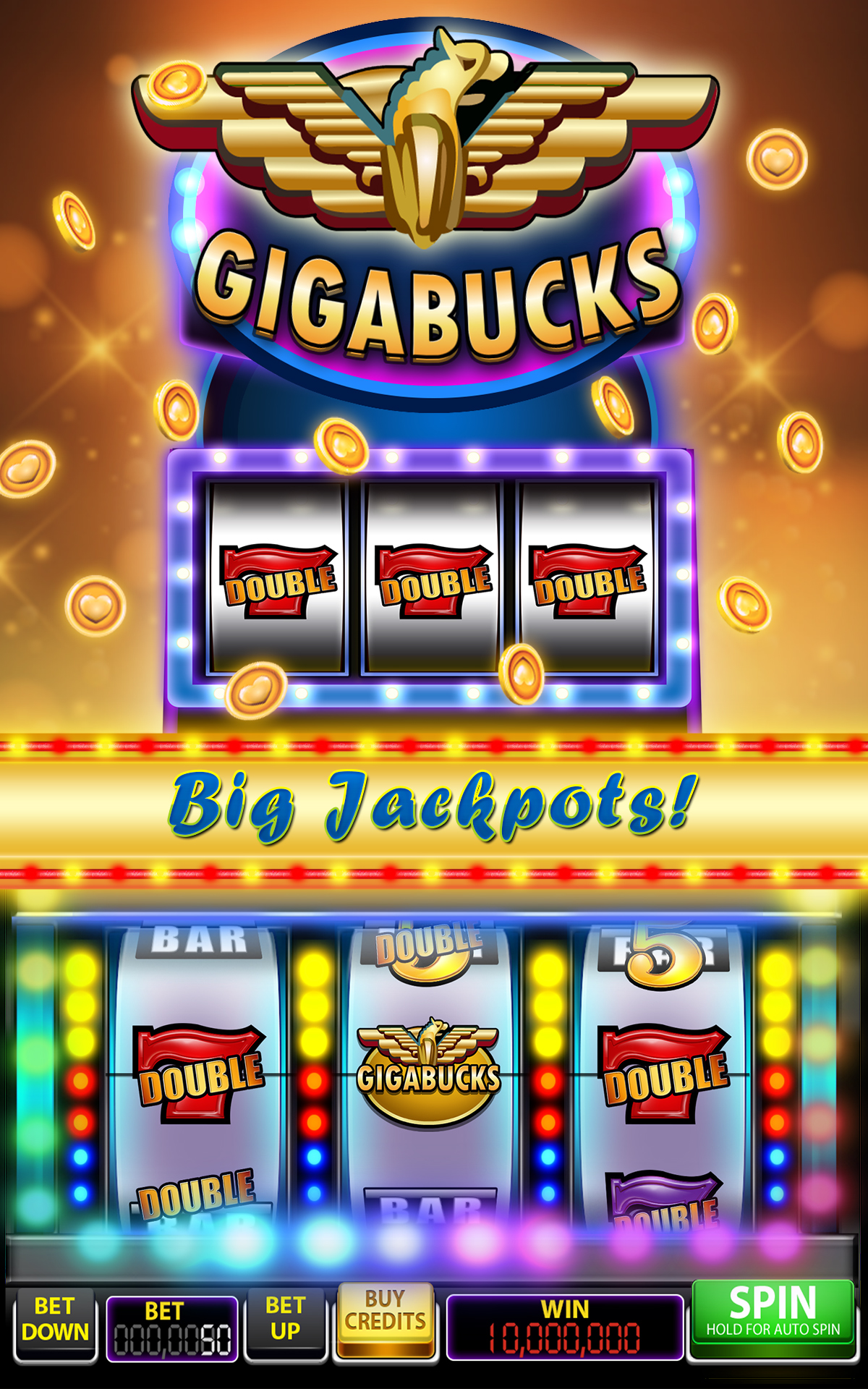 777 Jackpot Slots