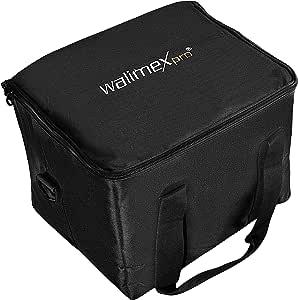 Walimex Pro Studiotasche Für Niova 800 Round Tasche Kamera