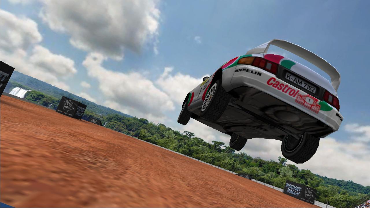 Pocket Rally Screenshot