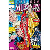 New Mutants (1983-1991) #98: Facsimile Edition (English Edition)