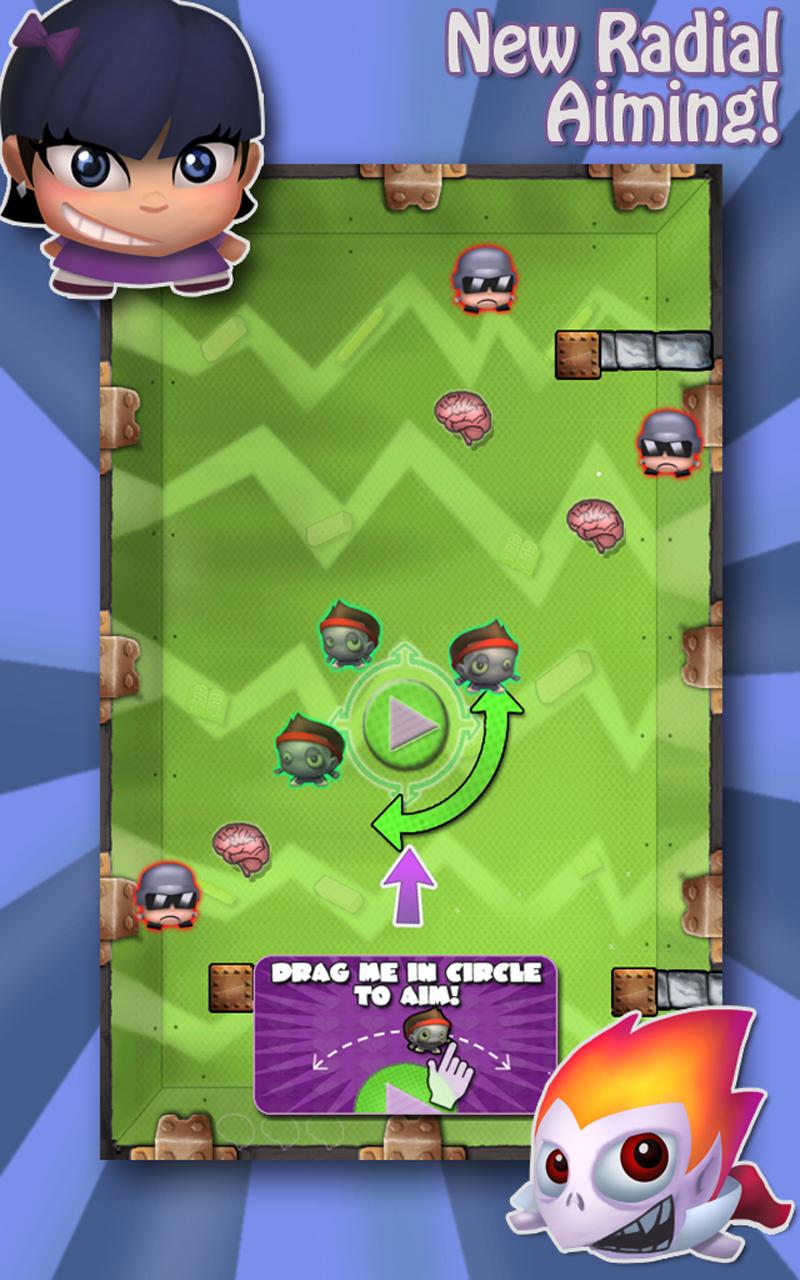 Zig Zag Zombie Screenshot