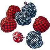 Zoch 601131400 Crossboule c³ Set Downtown, het ultieme boule plezier met flexibele ballen voor binnen en buiten, vanaf 6 jaar