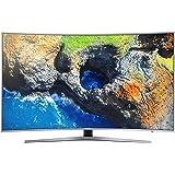 Samsung UE55MU6509 138 cm (55 Zoll) Curved Fernseher (Ultra HD, HDR, Triple Tuner, Smart TV)