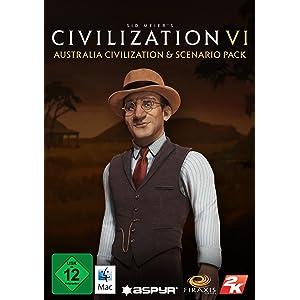 Sid Meier's Civilization VI – Australia Civilization & Scenario Pack (Mac) [Mac Code – Steam]