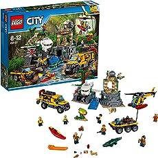 Lego Jungle Exploration Site