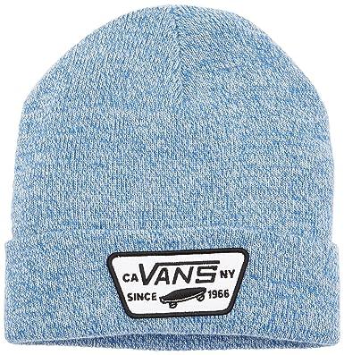blue vans beanie