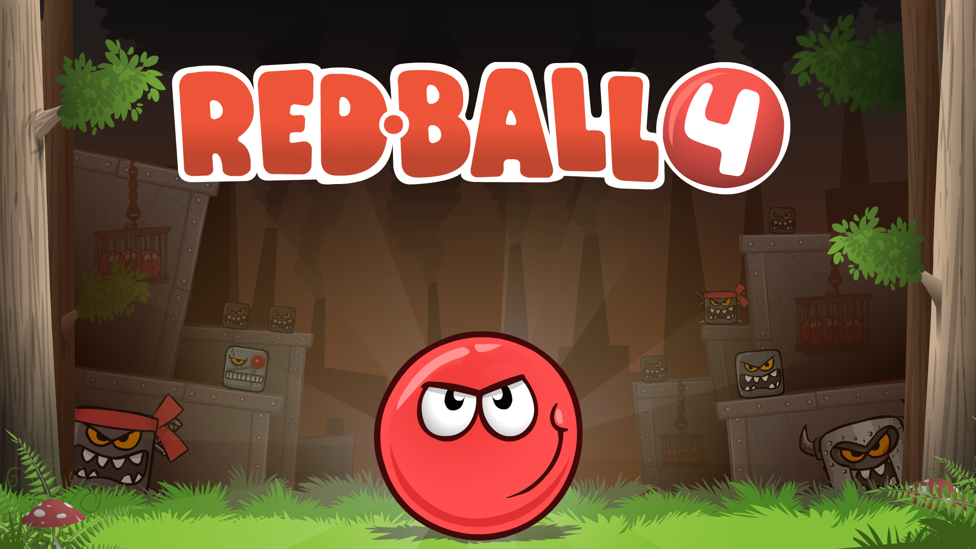 a09e31dd6 Red Ball 4: Amazon.co.uk: Appstore for Android