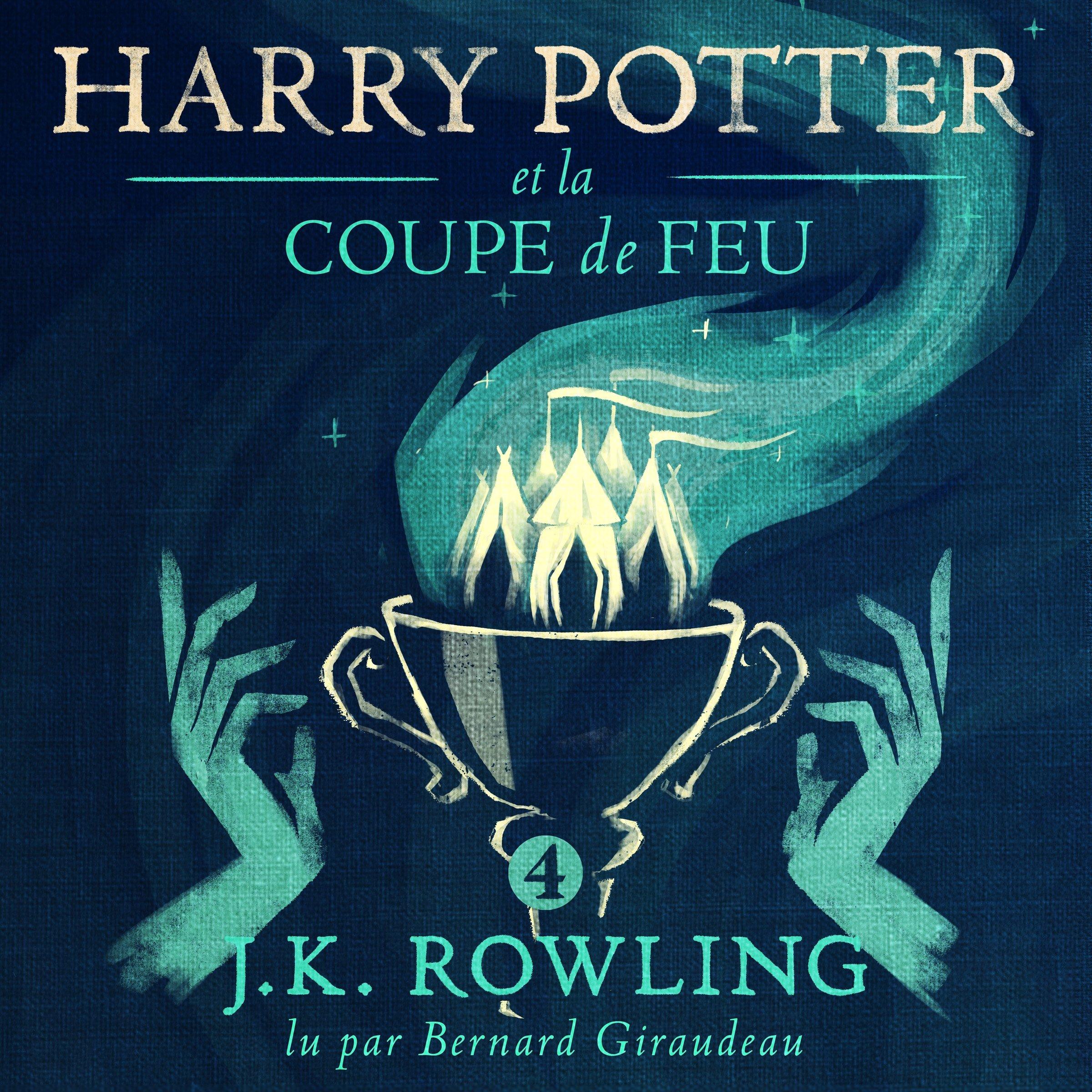 Harry Potter et la Coupe de Feu (Harry Potter 4) , de J.K. Rowling