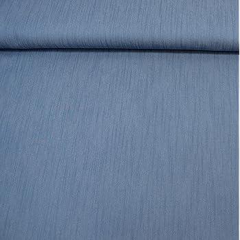MAGAM-Stoffe   Lucas   in 7 Farben   Stretch-Jeans Uni   Denim Jeansstoff  Öko-TEX Qualität   Meterware ab 50cm   QX-5 (04. Rauchblau) 3848a2d7d2
