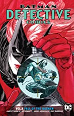 Batman - Detective Comics Vol. 6: Fall of the Batmen