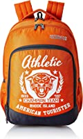 American Tourister 27 Ltrs Orange Casual Backpack (AMT VOLT BACKPACK 02 - ORANGE)