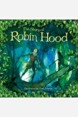 The Story of Robin Hood: For tablet devices (Usborne Picture Books) Kindle Edition