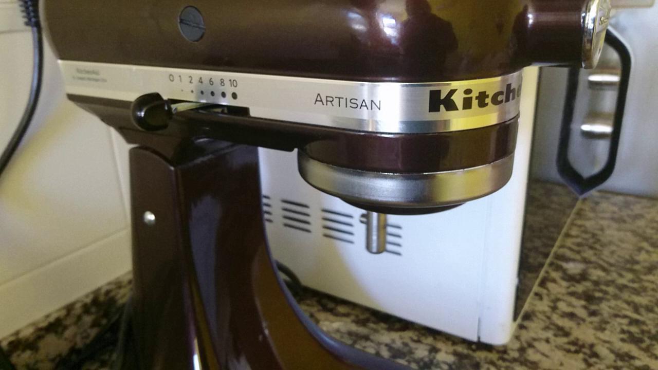 KitchenAid KSM150PSETG_ETG - Robot de cocina, motor de 300 vatios, capacidad de 5 l, 10 velocidades, color naranja: Amazon.es: Hogar