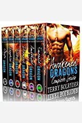 Awakened Dragons (Gem Dragons) Complete Series Kindle Edition