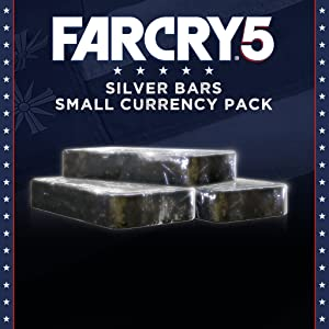 Far Cry 5 Silberbarren – Kleines Paket (500) [PC Code – Uplay]