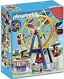 Playmobil 5552 - Grande roue avec éclairage coloré