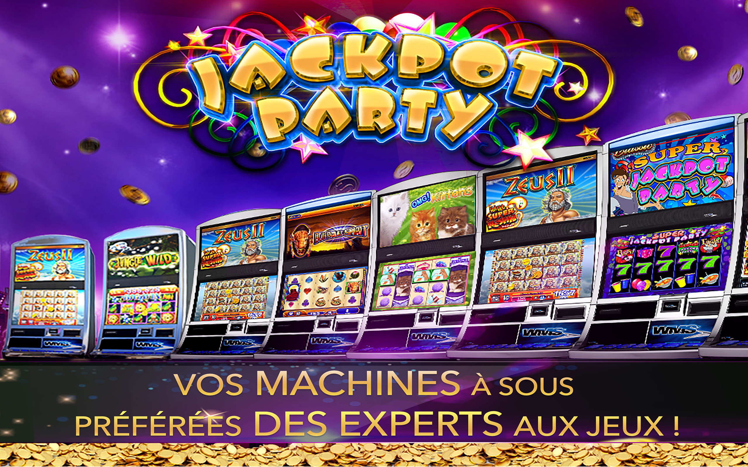 Casino slot games for free