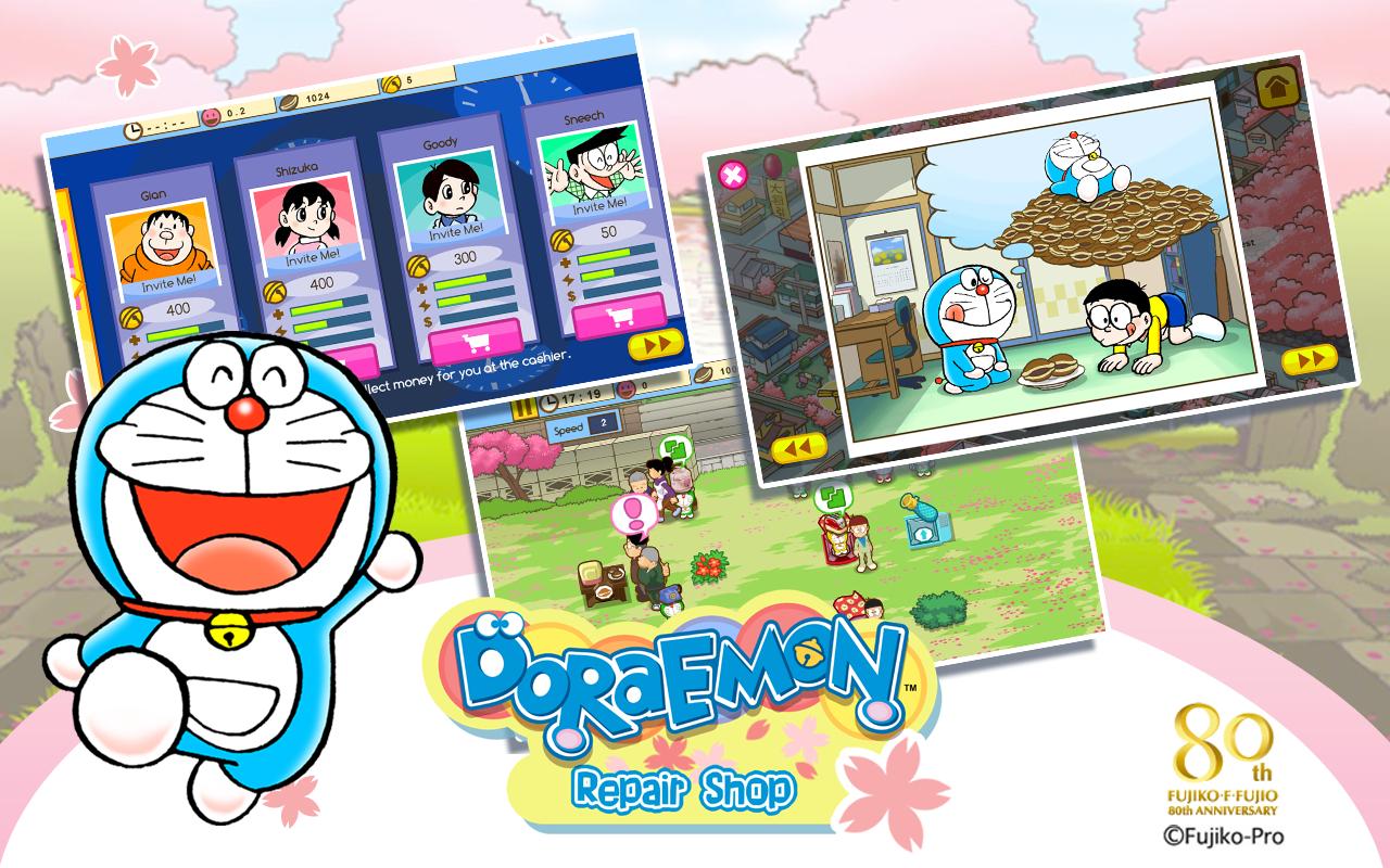 Doraemon Repair Shop Seasons: Amazon.de: Apps für Android