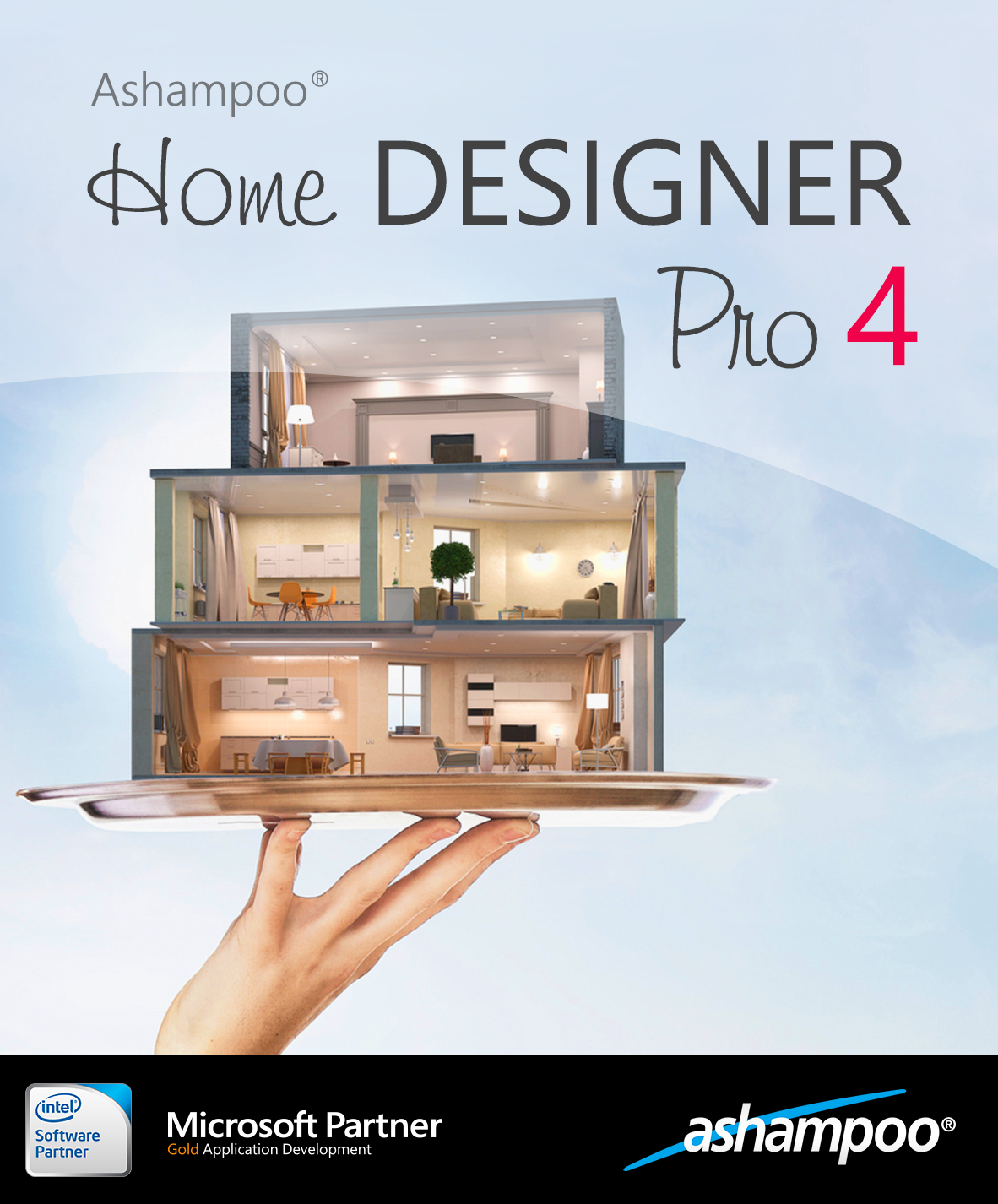 Ashampoo Home Designer Pro 4 [Download]