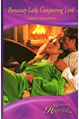 Runaway Lady, Conquering Lord (Mills & Boon Largeprint Historical) (Historical Romance Large Print) Hardcover