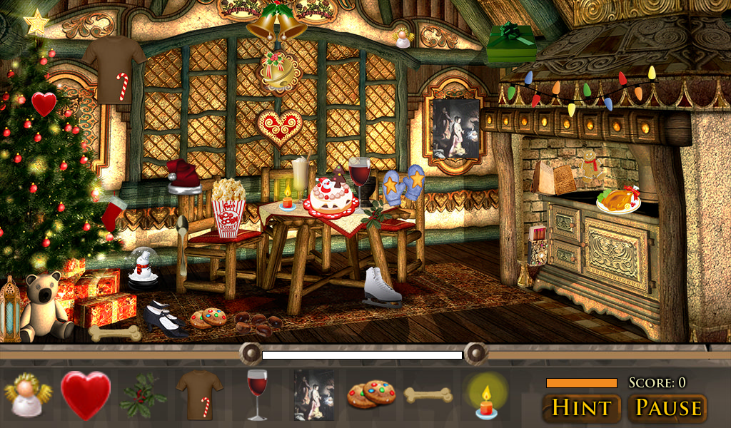 Hidden Object Magic of Christmas Amazonde Apps fr